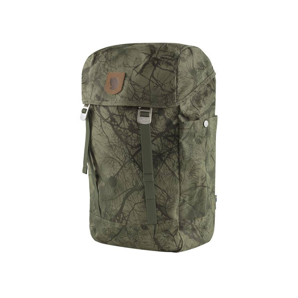 Fjällräven Greenland Top Green Camo-1
