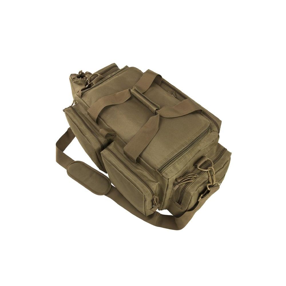 VISM By NcStar Expert Range Bag Tan-3