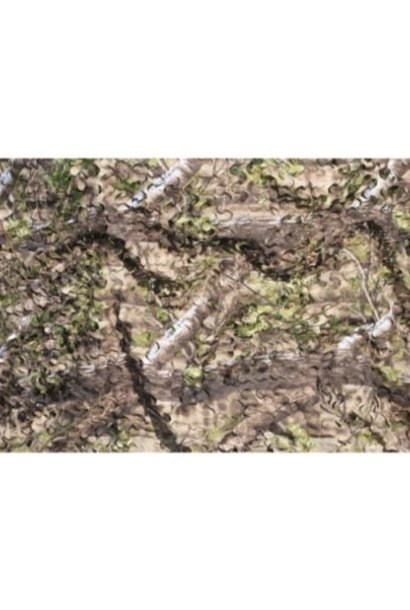ProLoo Camouflage Net 2-Laags Natural Groen