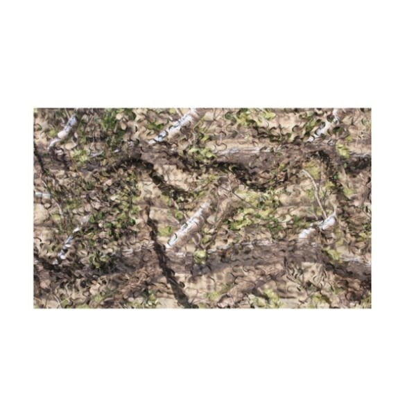 ProLoo Camouflage Net 2-Laags Natural Groen-1
