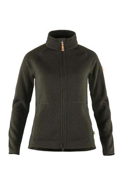 Fjällräven Övik Fleece Zip Sweater W