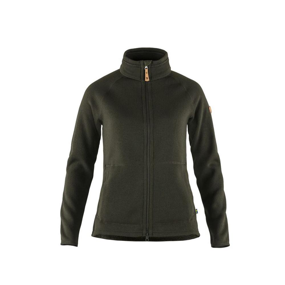 Fjällräven Övik Fleece Zip Sweater W-1