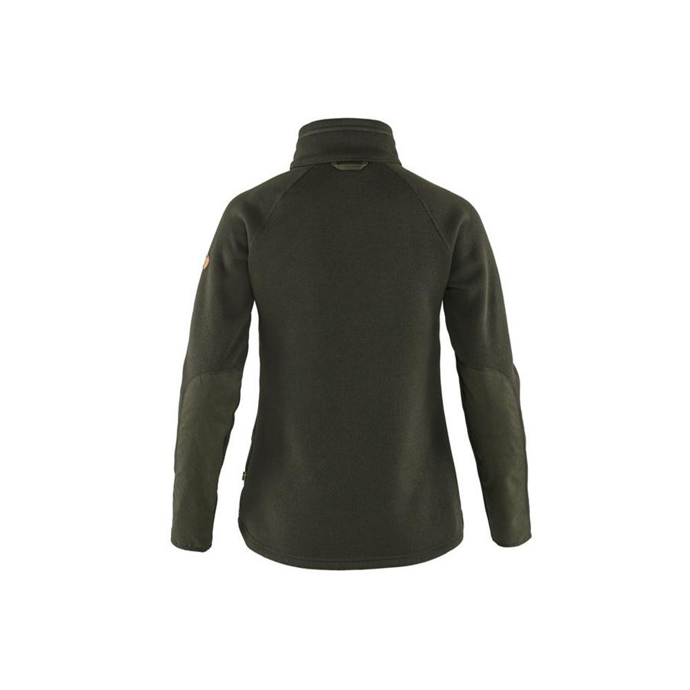 Fjällräven Övik Fleece Zip Sweater W-2