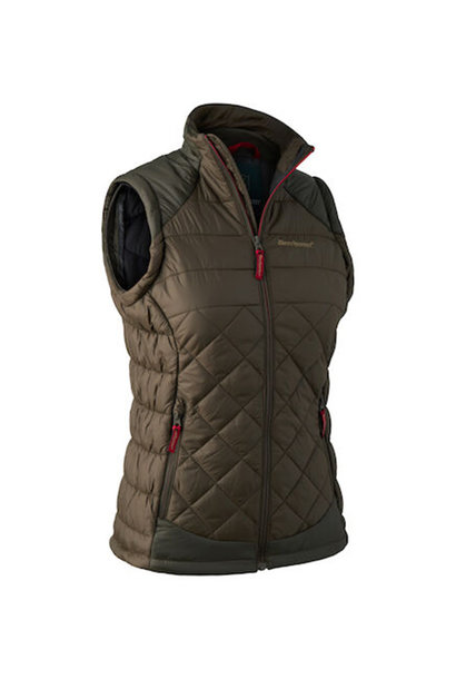 Deerhunter Lady Christine Quilted Bodywarmer