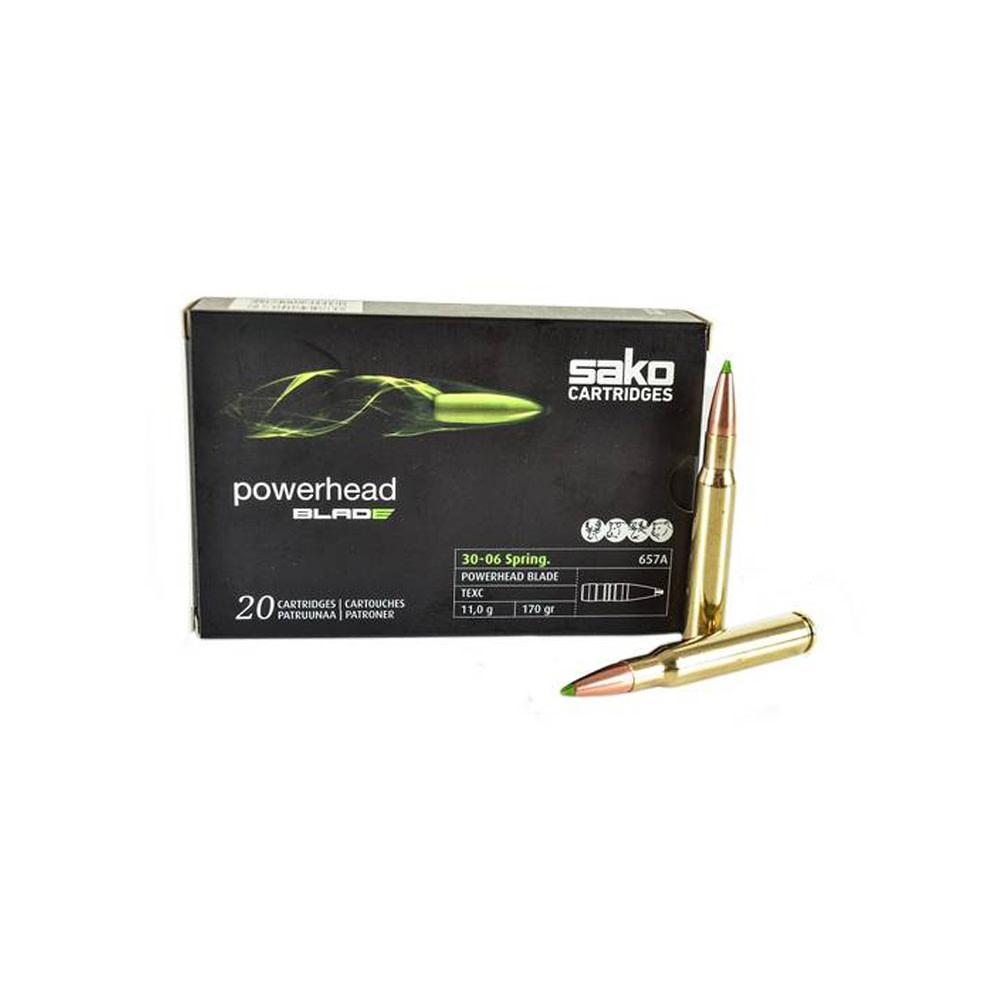 Sako Powerhead Blade .30-60 Sprf. 170 gr.-1