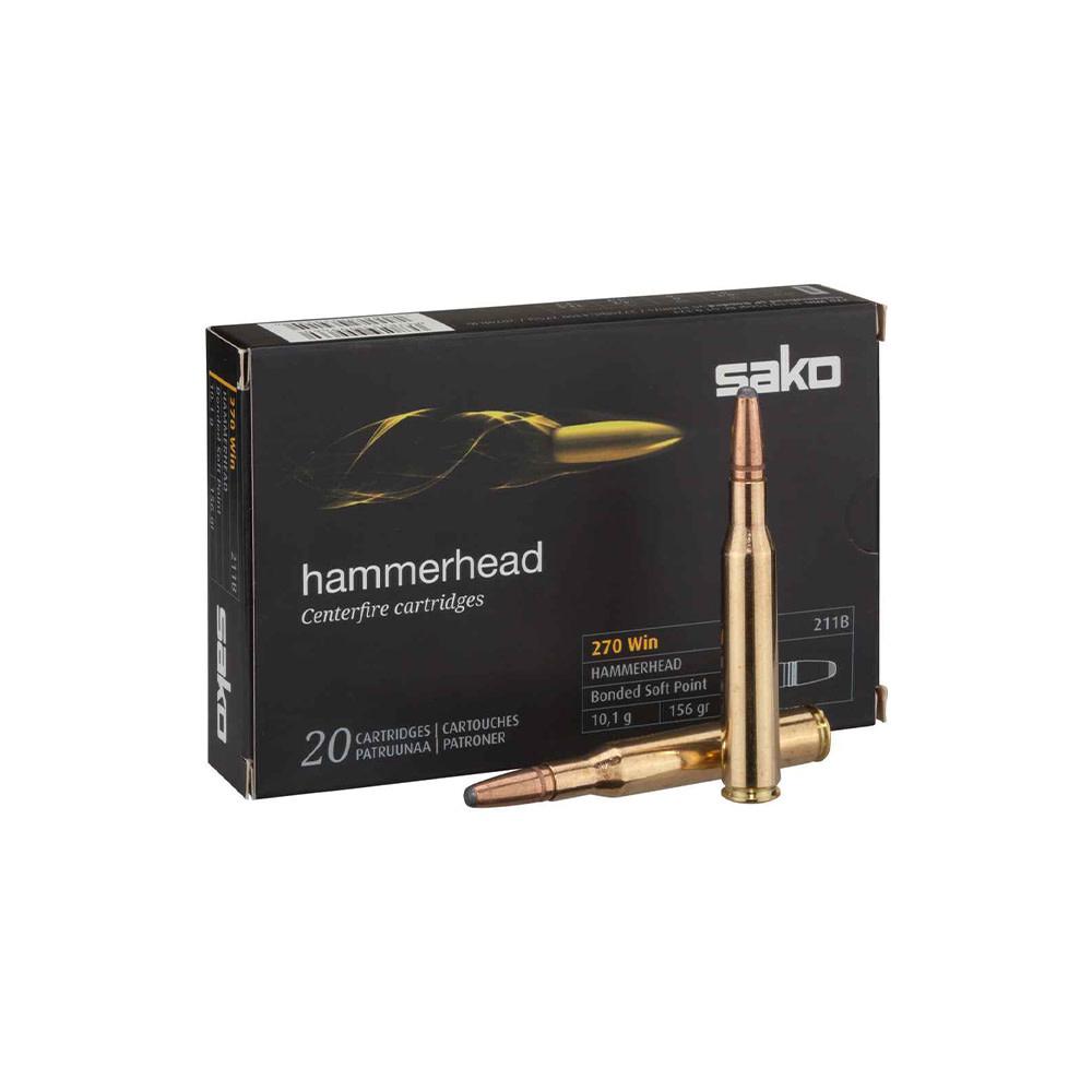 Sako Hammerhead 156 gr. .270 Win-1