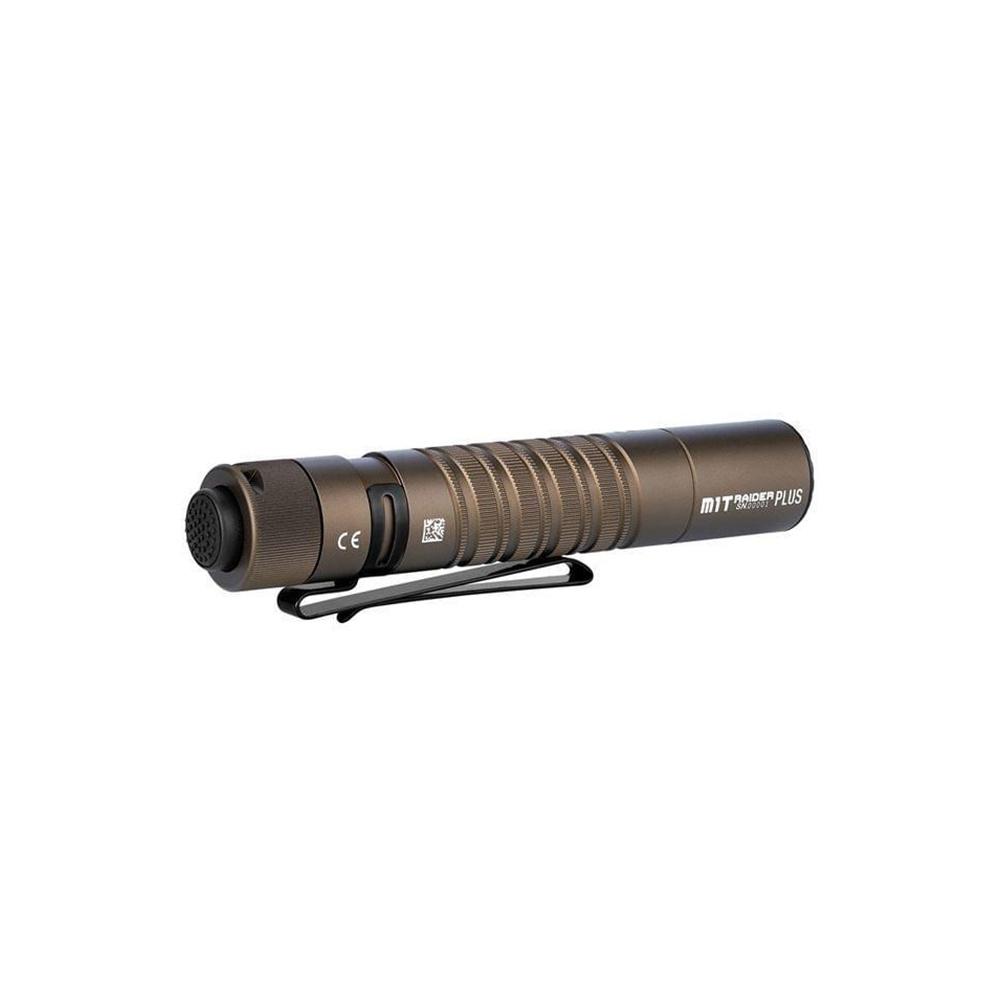 Olight M1T Raider Plus Tan Limited Edition-2