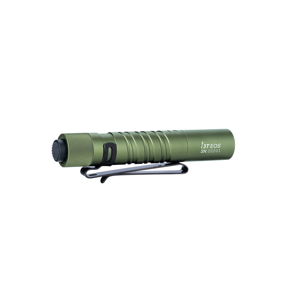 Olight I3T EOS Green Limited Edition-2