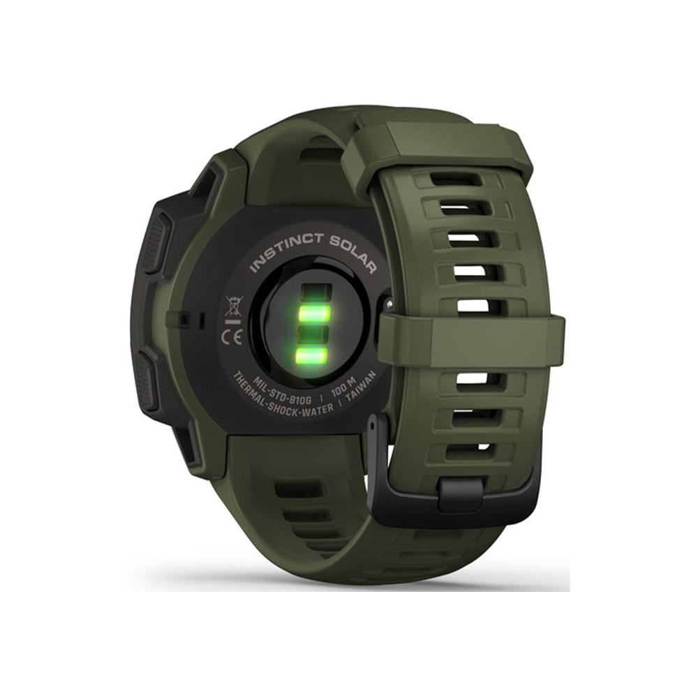Garmin Instinct Solar Tactical Edition Moss Green-3