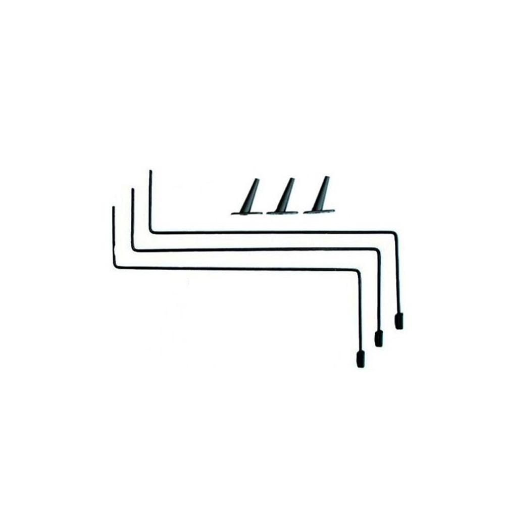 Proloo Lokvogelmagneet Carrousel Onderdelen Set-1