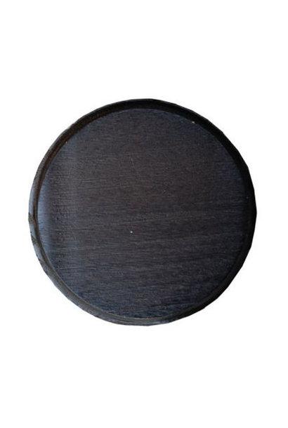 ProLoo Keilerplank Diameter 18x1.8 cm Bruin Eiken