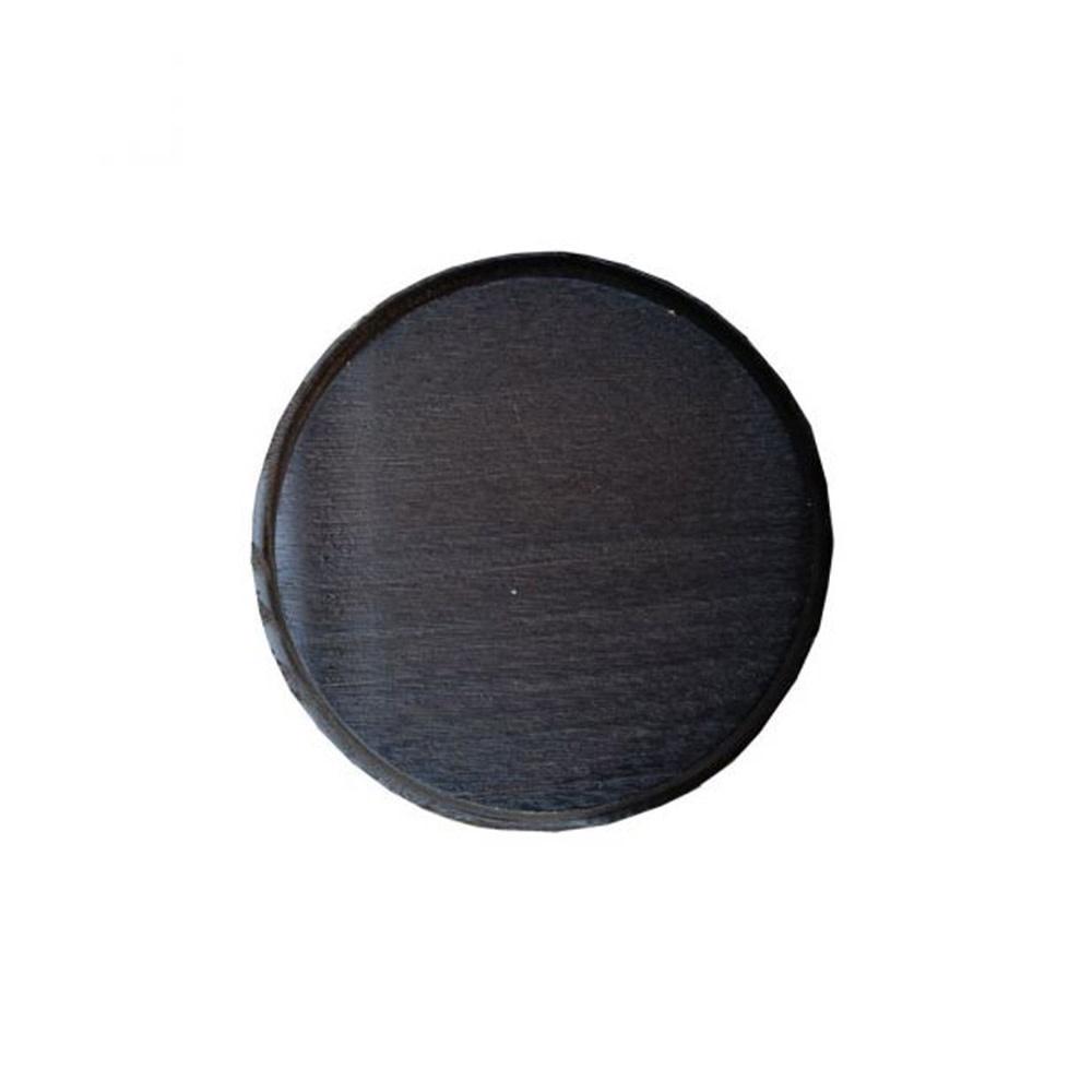 ProLoo Keilerplank Diameter 14x1.8 cm Bruin Eiken-1