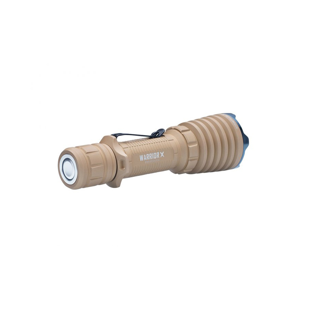 Olight Warrior X  Limited Edition Coyote-2