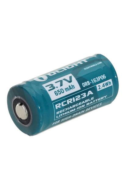 Olight Accu RCR123A Voor H1R/S10RIII