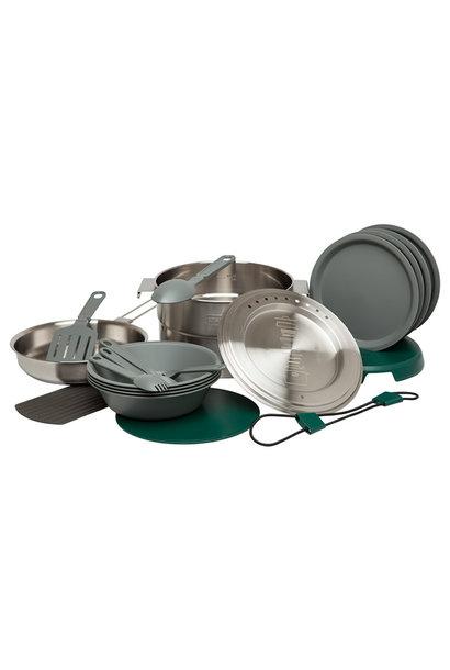 Stanley 3.5L Full Kitchen Base Camp Kook Set RVS