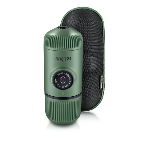 Wacaco Nanopresso Moss Green-1