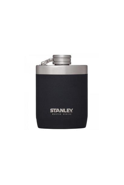 Stanley 0.23L Onbreekbare Heupfles Foundry Black