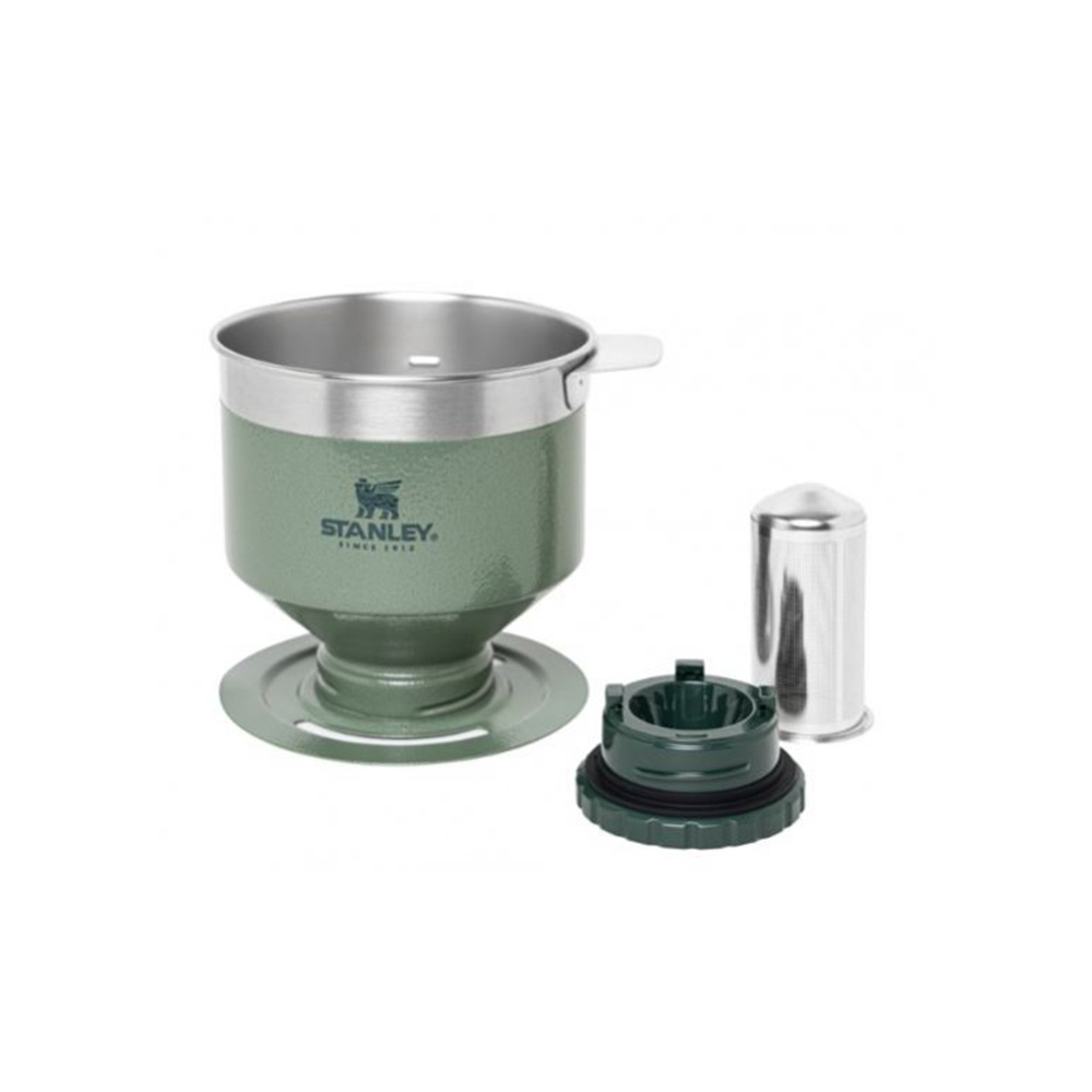 Stanley Perfect Brew Pour Over Hammertone Green-1