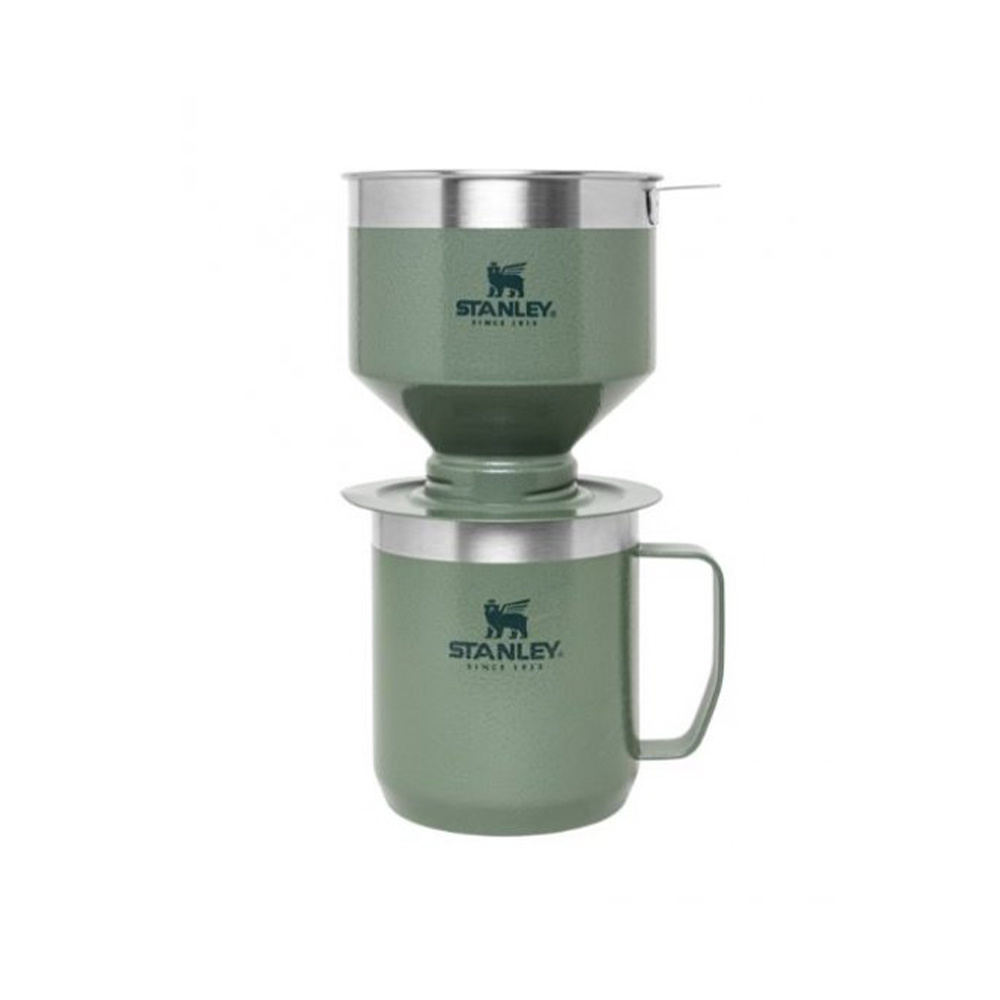 Stanley Perfect Brew Pour Over Hammertone Green-2