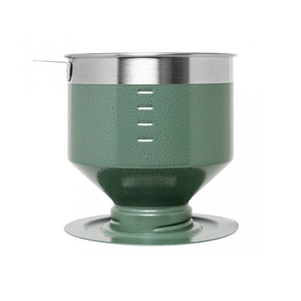 Stanley Perfect Brew Pour Over Hammertone Green-3