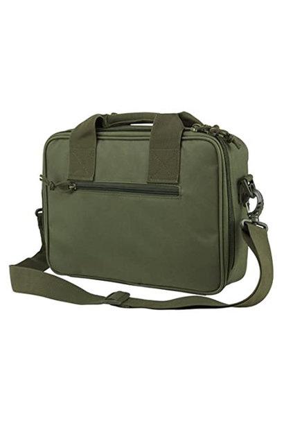 VISM By NcStar Double Pistol Range Bag