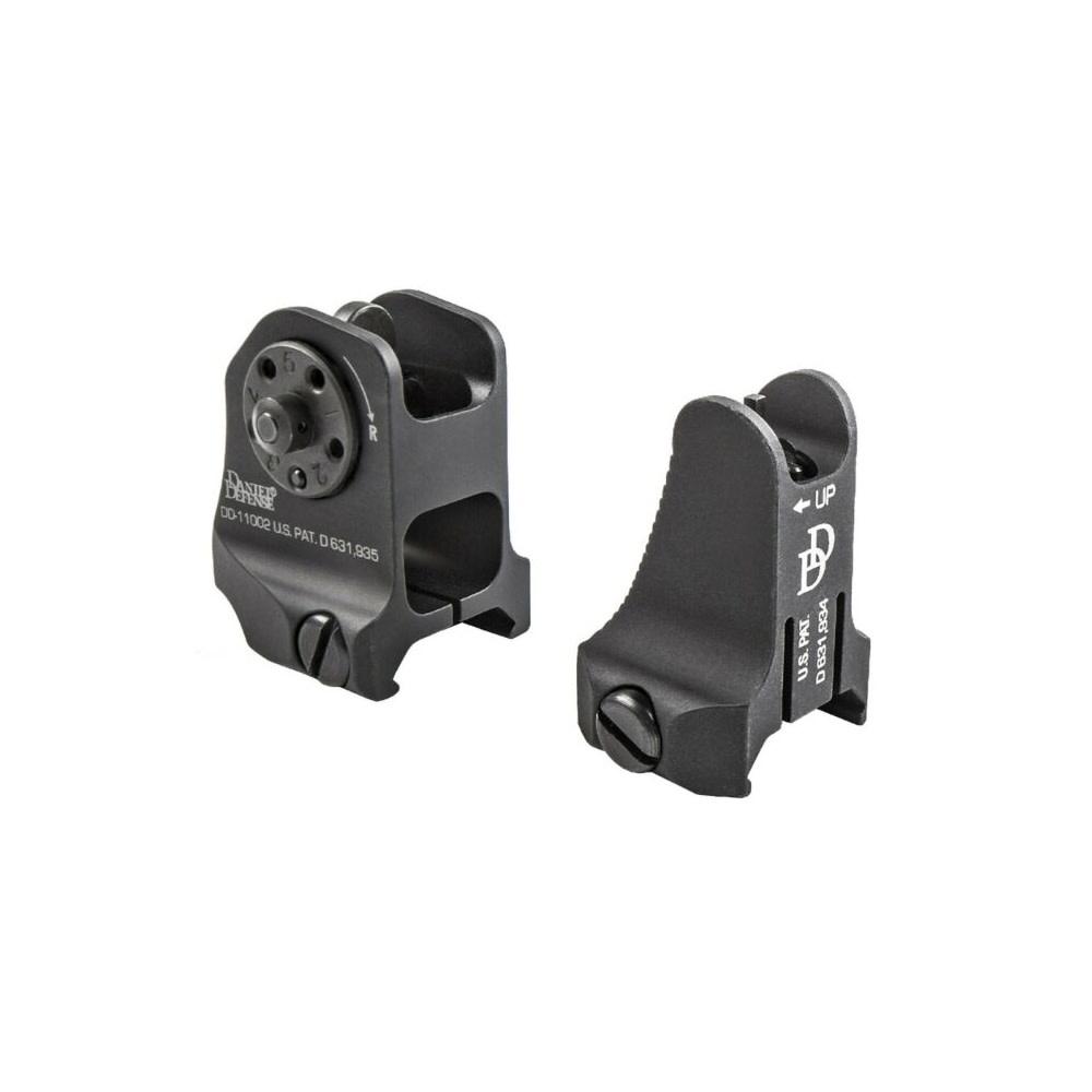 Daniel Defense Fixed Front/Rear Sight Combo-1