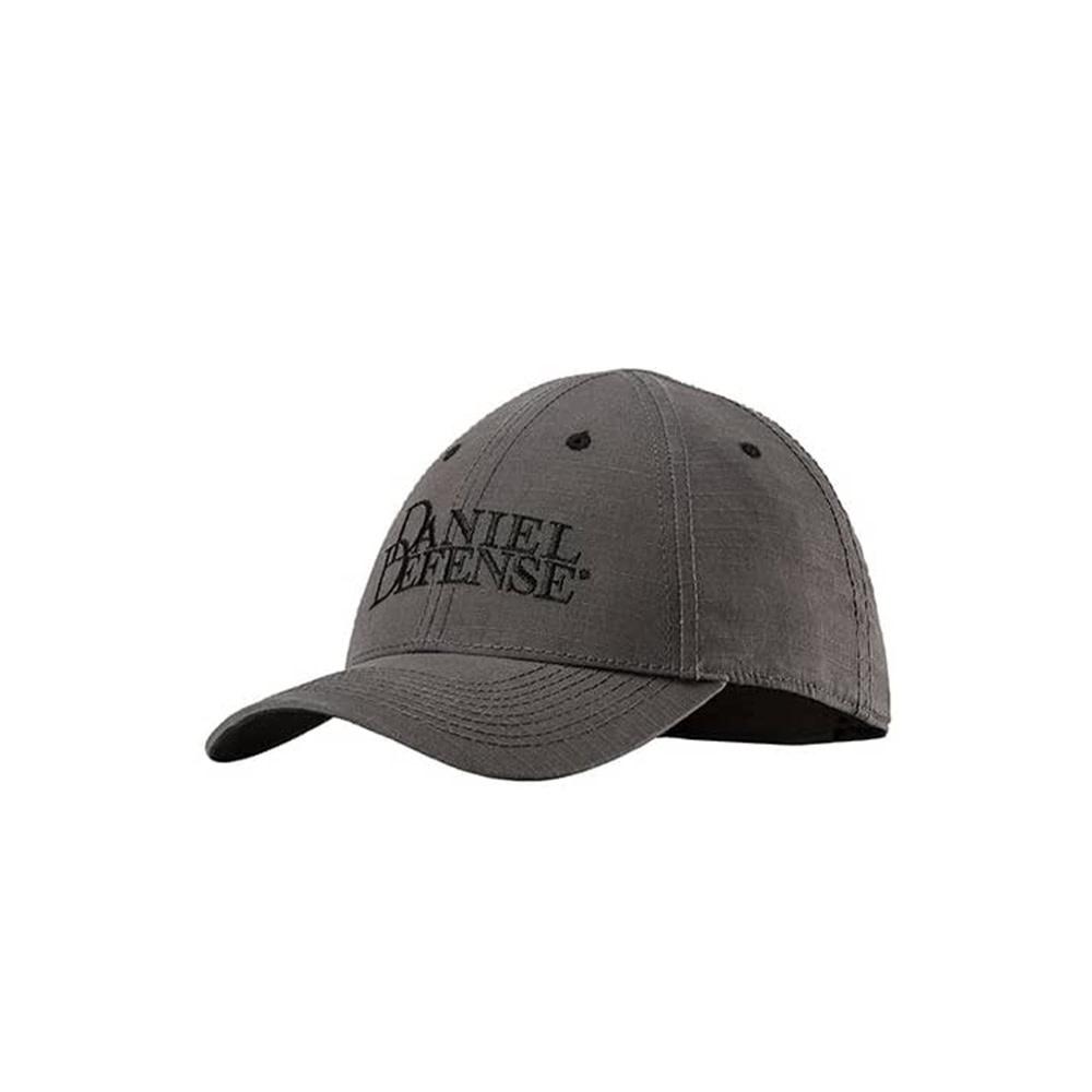 Daniel Defense Low Profile Verstelbare Pet Grijs-1