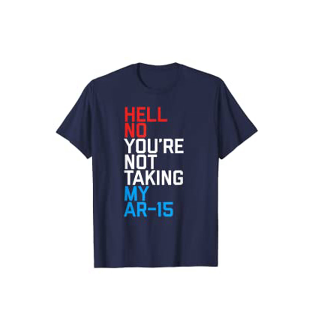 Daniel Defense Hell No Shirt-1