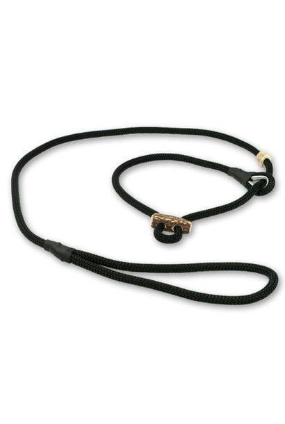 Mystique® Field Trial Moxon Riem Met Hornstop Zwart (8mm)