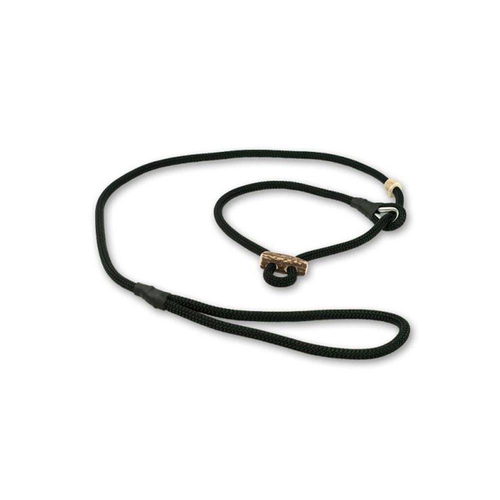 Mystique® Field Trial Moxon Riem Met Hornstop Zwart (8mm)-1