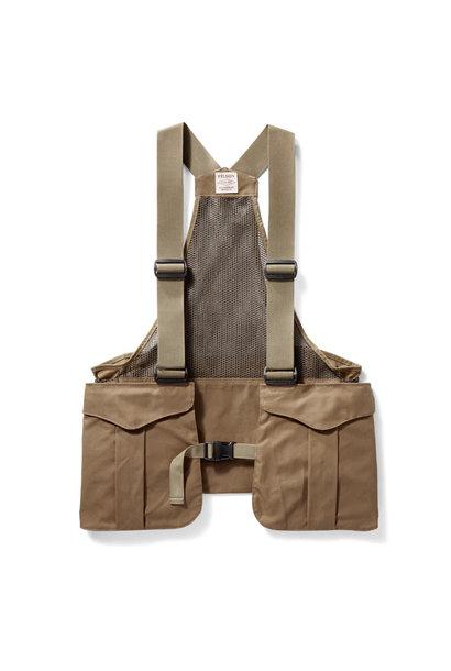 Filson Mesh Game Bag  Dark Tan Regular