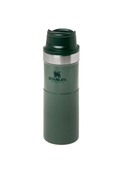 Stanley The Trigger Action Travel Mug 0.47L Hammertone Green