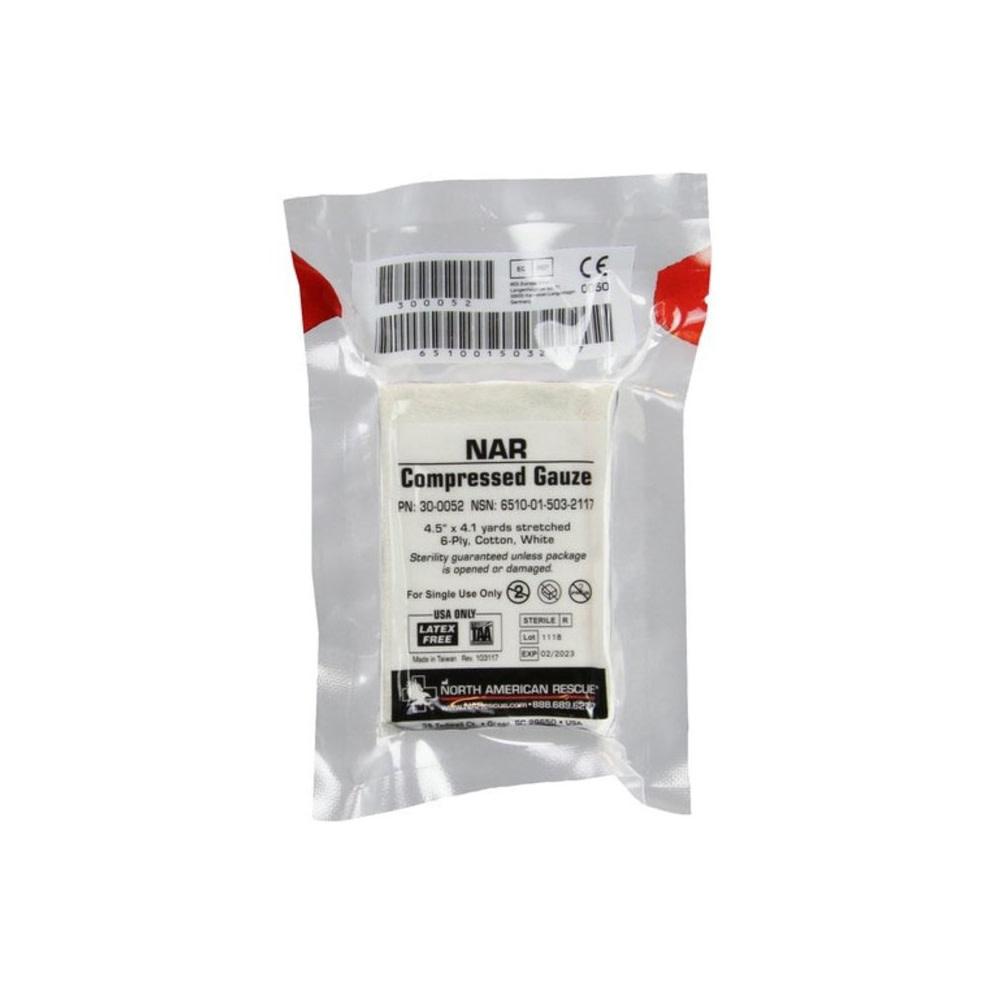NAR Compressed Gauze-1