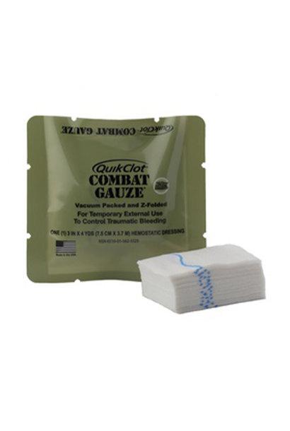 QuikClot Combat Gauze Z- Fold