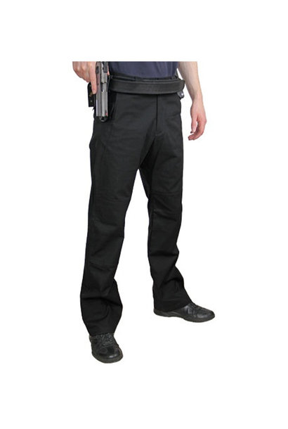 Double Alpha Academy Shotac Shooting Pants Black