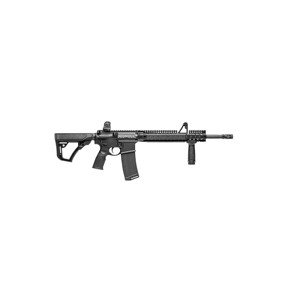 Daniel Defense DDM4 V1 Black 5.56x45mm-1