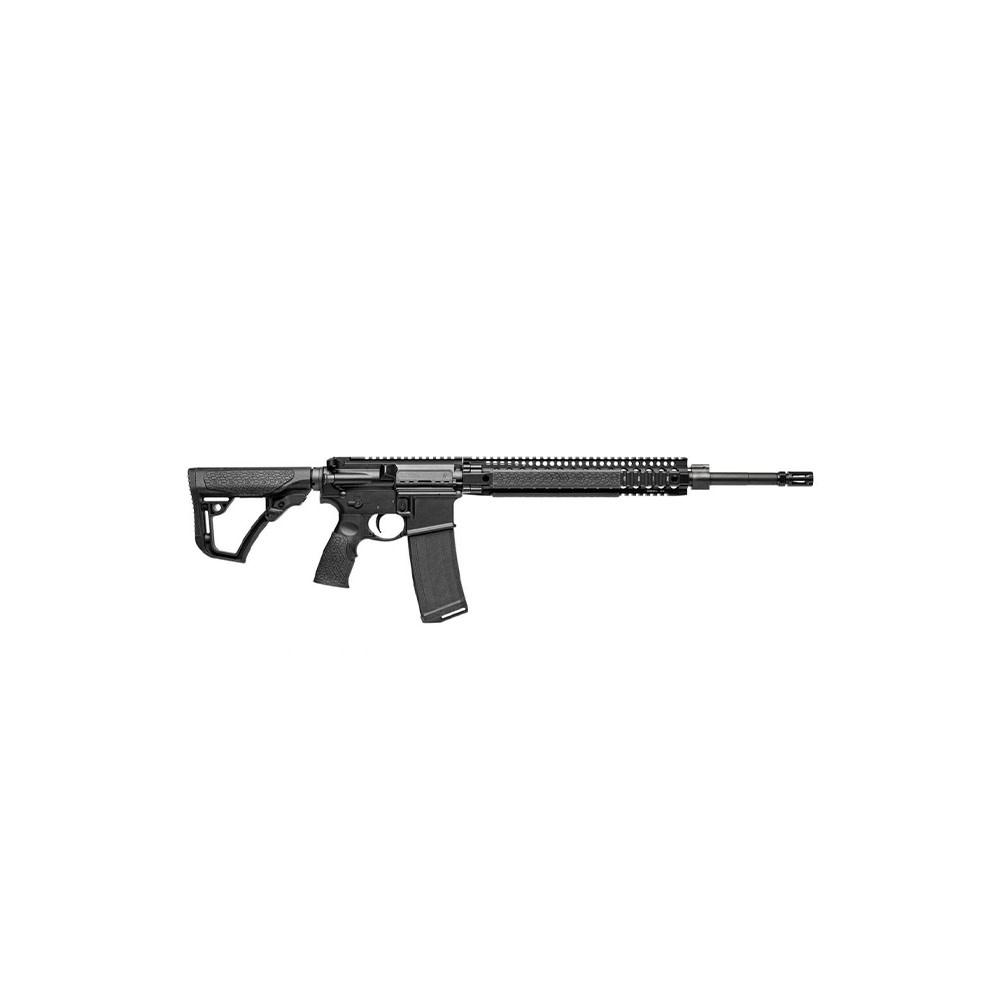 Daniel Defense DDM4 MK12 Black 5.56x45mm-1