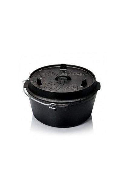 Petromax Dutch Oven ft12/14,7 L Zonder Pootjes