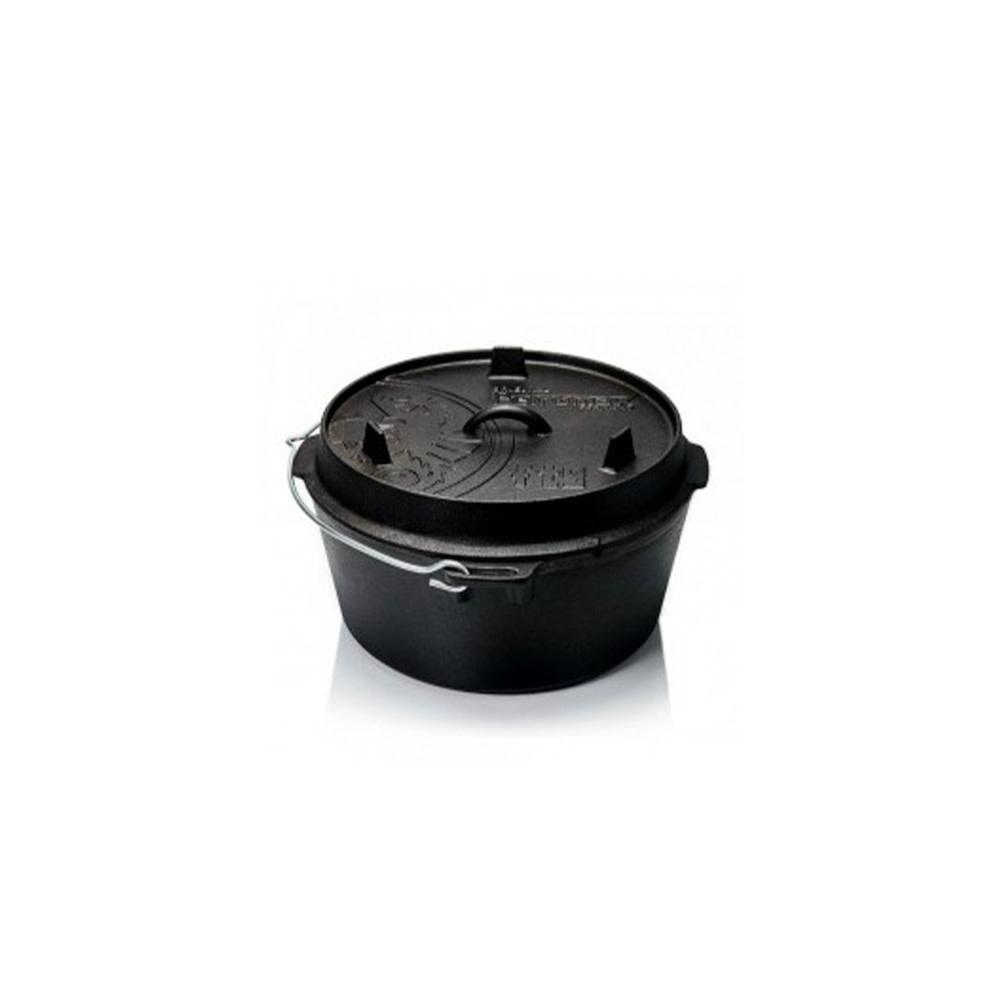 Petromax Dutch Oven ft18/17 L Zonder Pootjes-1