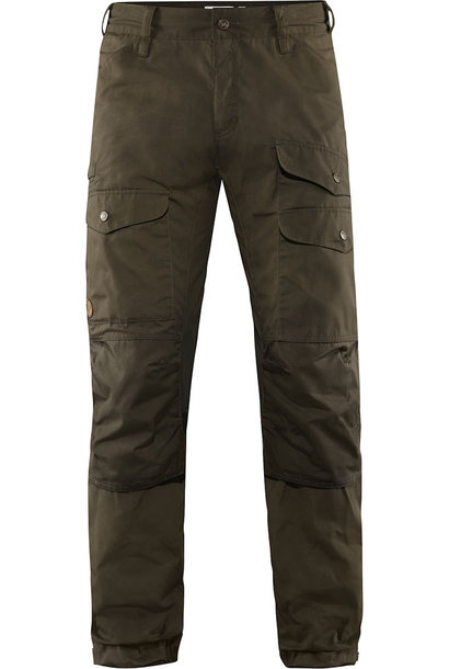 Fjällräven Vidda Pro Ventilated Broek M Long - Dark Olive