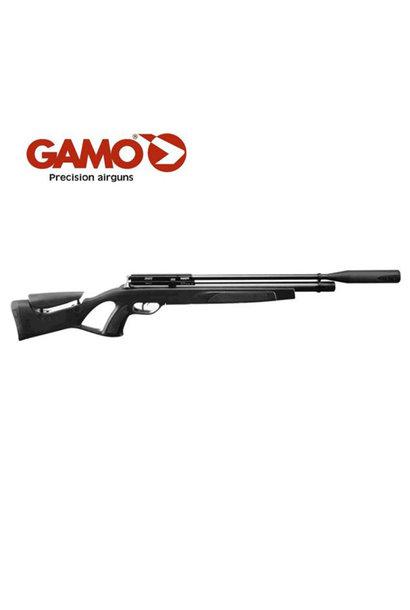 Gamo Coyote Black Whisper HP Black Tactical 5.5 + Pomp en Kijker