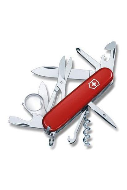 Victorinox Explorer 16 Functies Red