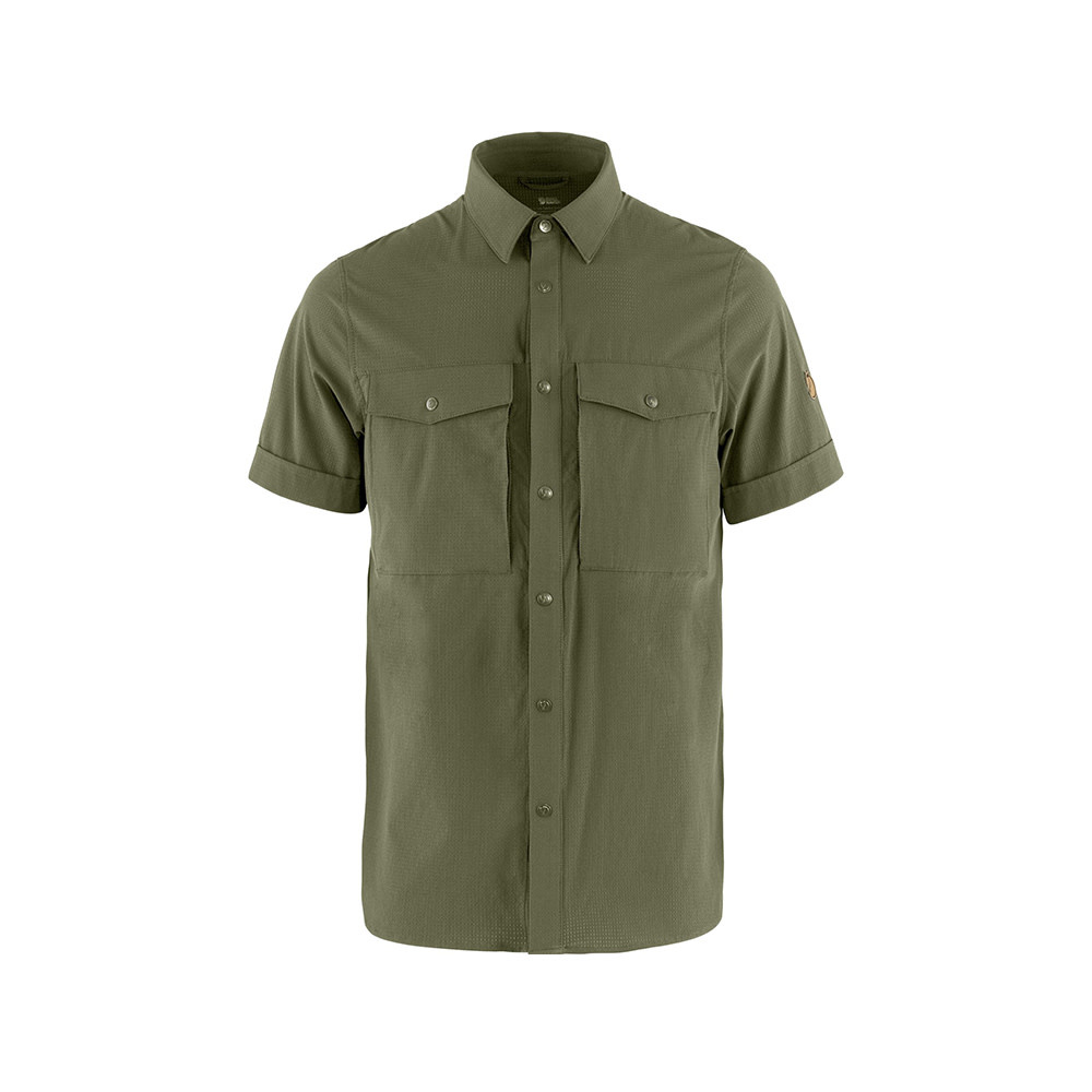 Fjällräven Abisko Trekking Shirt SS-1