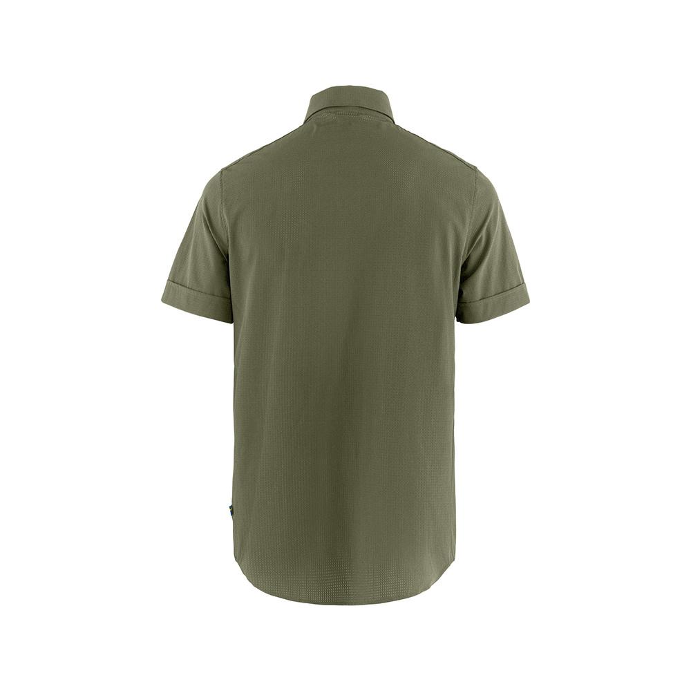 Fjällräven Abisko Trekking Shirt SS-2