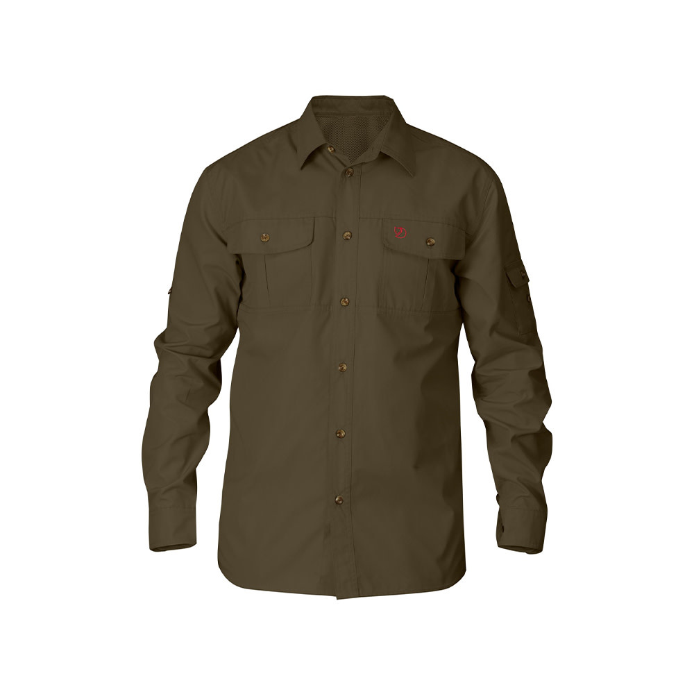 Fjällräven Singi Trekking Shirt LS-1