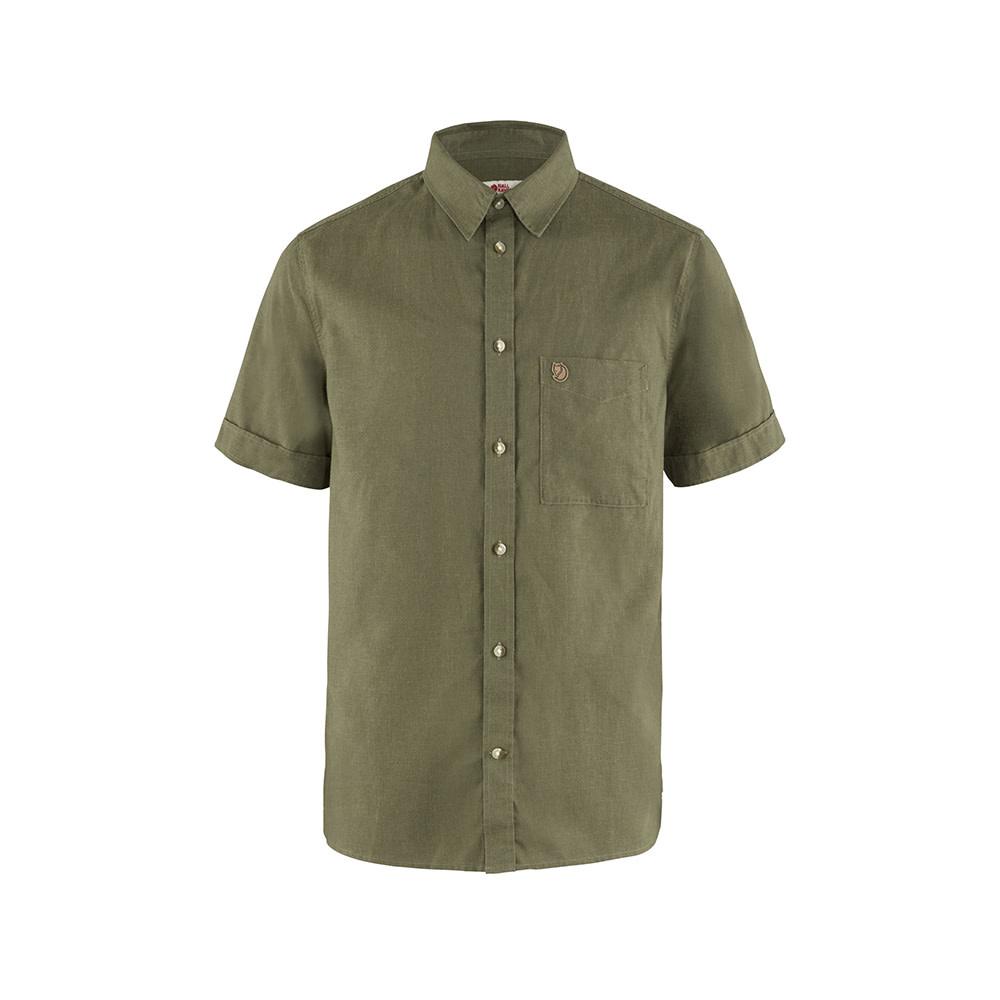 Fjällräven Övik Travel Shirt SS-1