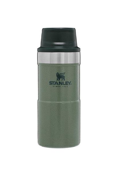 Stanley The Trigger Action Travel Mug 0.35L Hammertone Green