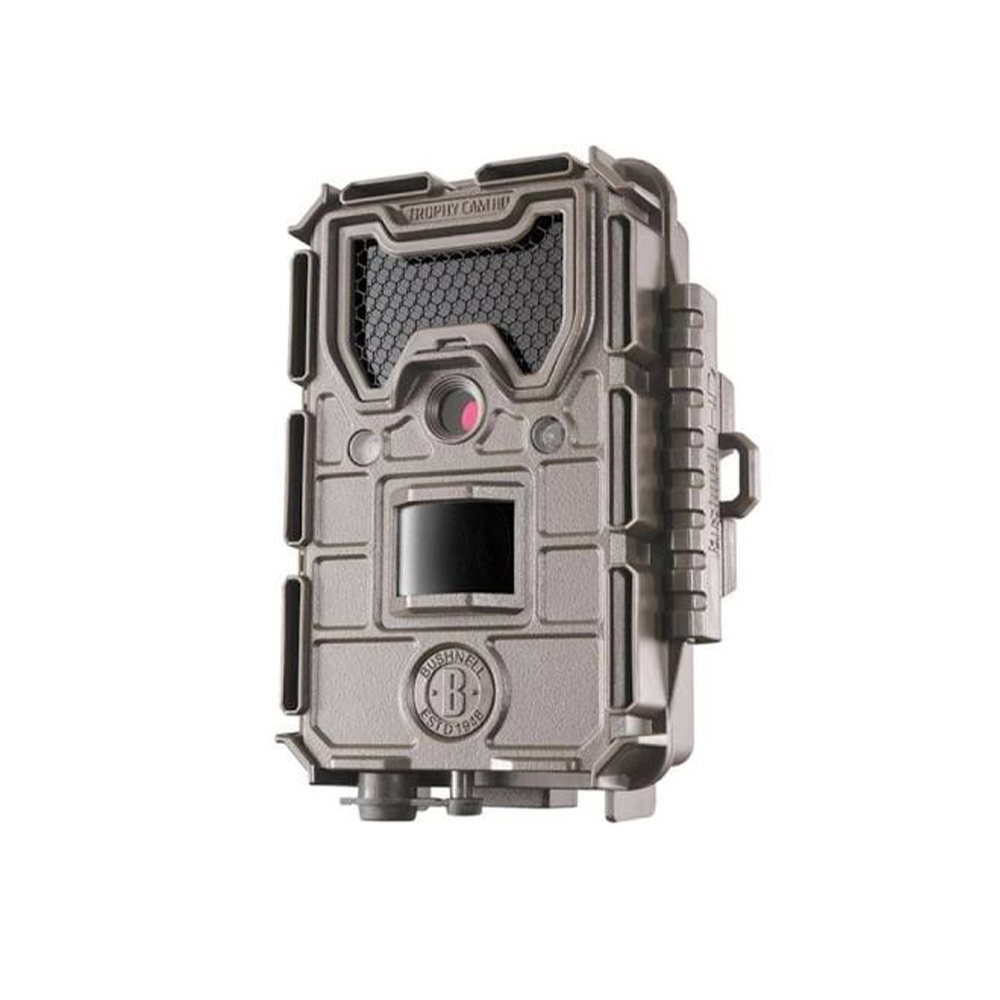 Bushnell 20MP Trophy Cam HD Aggressor, Tan, No Glow-1