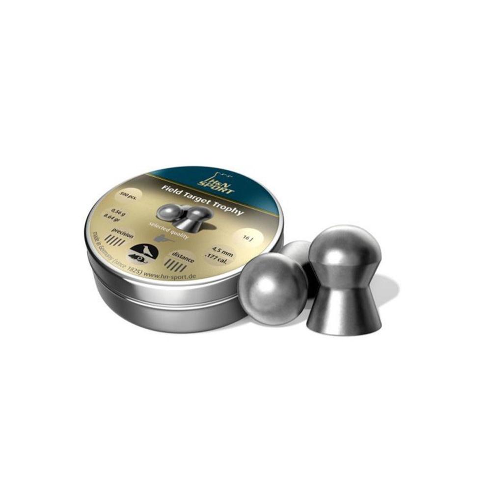 H&N Field Target Trophy  4,5mm/.177 Kal 0,56g-1