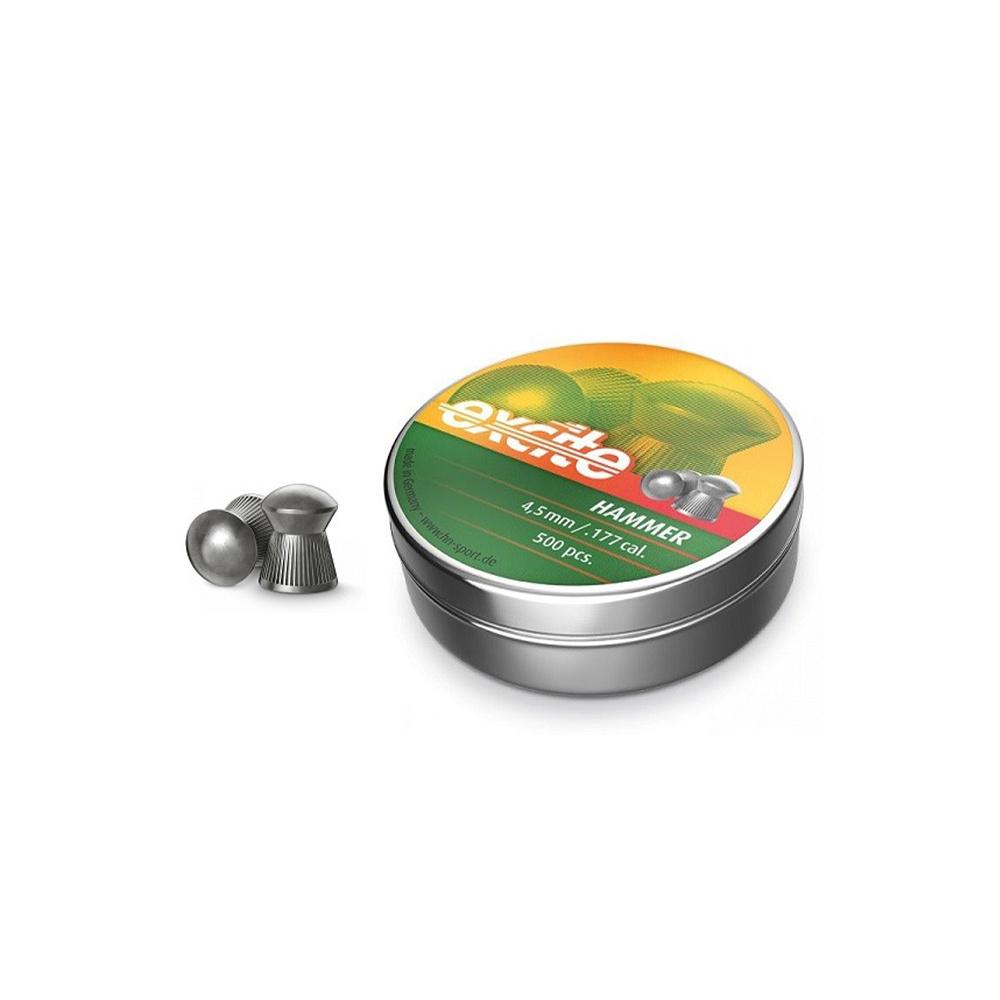 H&N Excite .177 Kal 4,5 mm Hammer 500 stuks-1